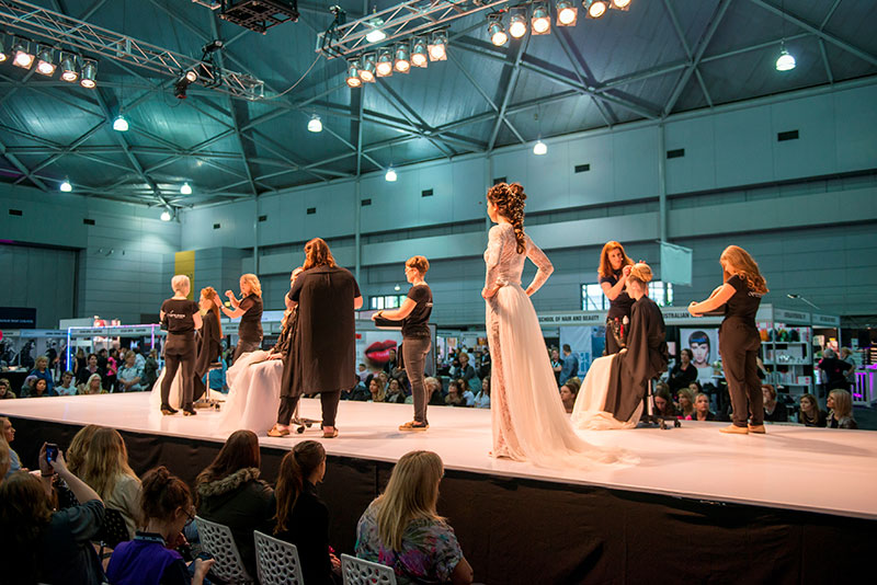 hair beauty expo event brisbane overview industry professionals techniques education entertainment latest experienced